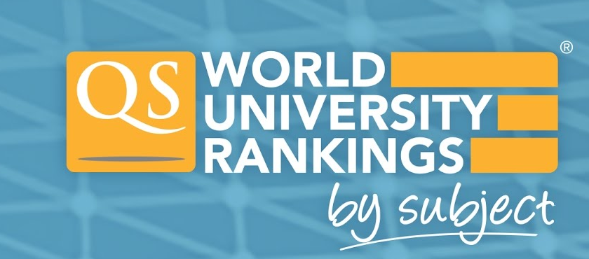 UT at QS World University Rankings by Subject